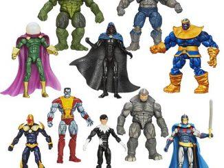 Marvel Universe 2013 Action Figures Wave 6