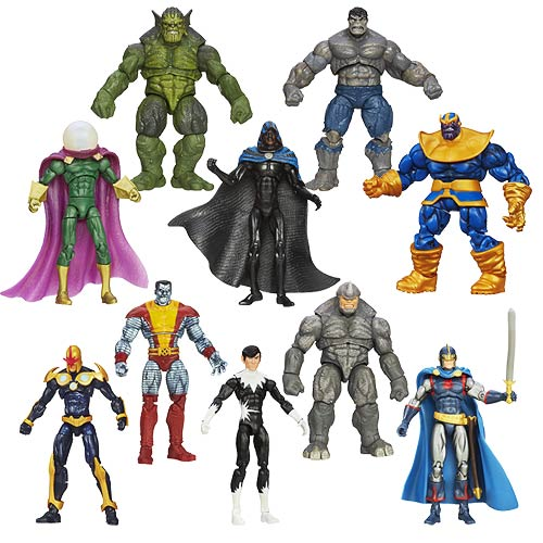 Marvel Universe 2013 Action Figures Wave 6