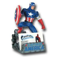 Marvel Universe Captain America Business Card Holder