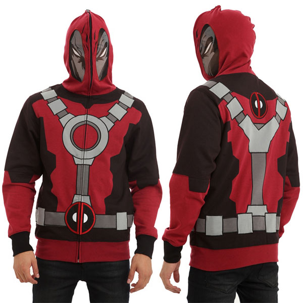 You can get this awesome hoodie for $74.95 from NeatoShop .