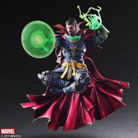 Marvel Universe Doctor Strange Variant Play Arts Kai Action Figure