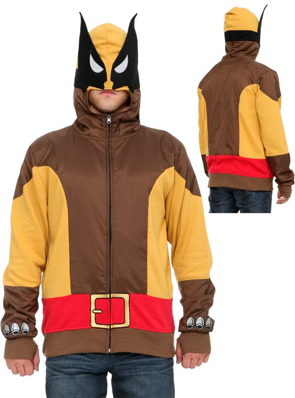 Marvel Universe Wolverine Hoodie