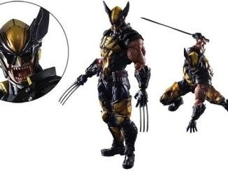 Marvel Universe Wolverine Kai Action Figure