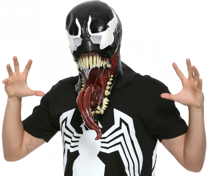 Marvel Venom Mask
