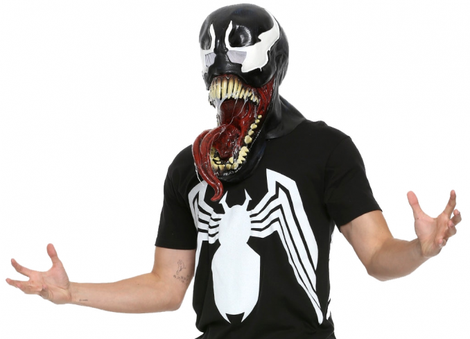 Marvel Venom Mask Costume