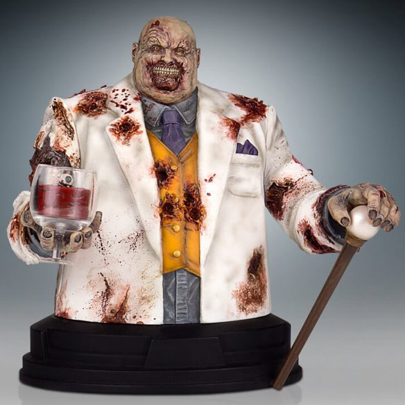 Marvel Zombies Kingpin Mini Bust