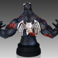 Marvel Zombies Venom Mini Bust Back