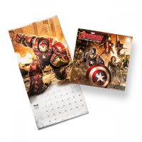 Marvels Avengers Age of Ultron 2016 Wall Calendar