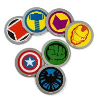 Marvel's Avengers Coaster Set