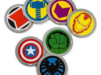 Marvel's Avengers Coaster Set