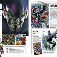 Marvel's The Avengers Encyclopedia Book