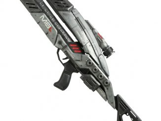 Mass Effect 3: M-8 Avenger Assault Rifle Precision Prop