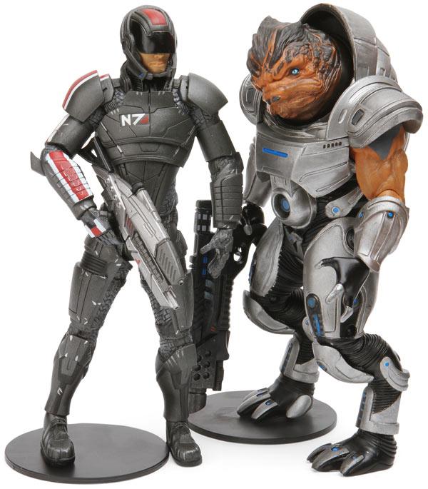 Mass Effect Figures