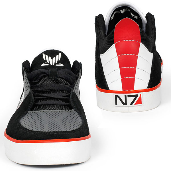 Mass Effect N7 Sneakers