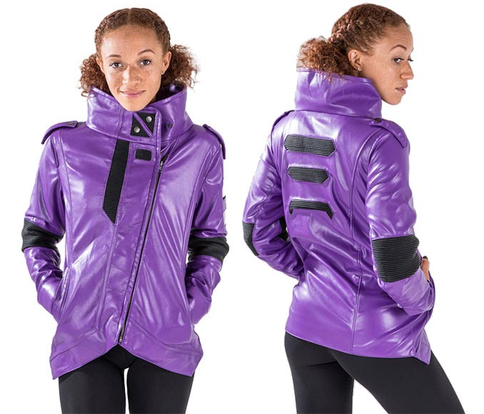 Mass Effect Peebees Jacket