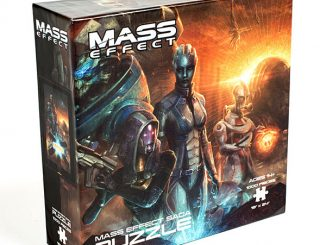 Mass Effect Saga 1000pc Puzzle