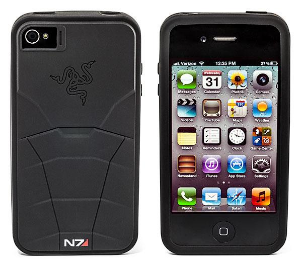 Mass Effect iPhone Case