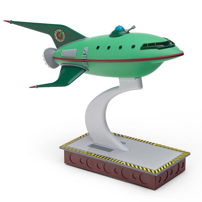 Master Series Futurama Planet Express Ship