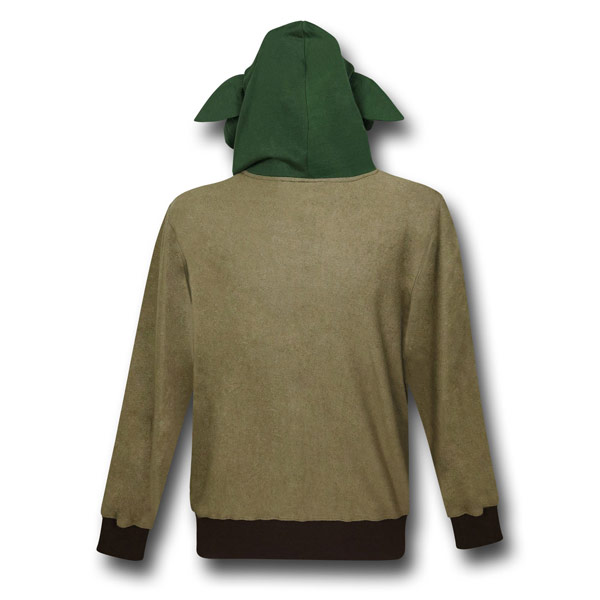 Star Wars Master Yoda Costume Hoodie