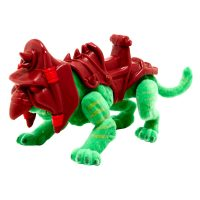 Masters Of The Universe Battle Cat Action Vinyls Flocked