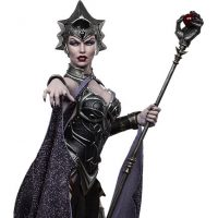 Masters of the Universe Evil Lyn Statue small