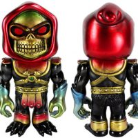 Masters of the Universe Skeletor  Hikari Sofubi Figure