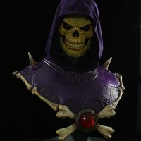 Masters of the Universe Skeletor Life-Size Bust