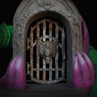 Masters of the Universe Snake Mountain Playset Details