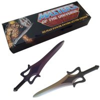 Masters of the Universe Sword Letter Opener