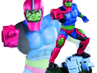 Masters of the Universe Trapjaw 1 4 Scale Statue