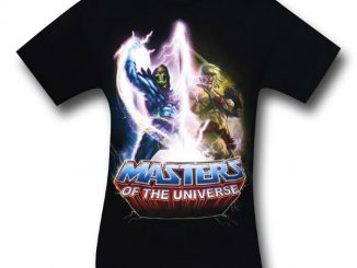 Masters of the Universe Versus T-Shirt