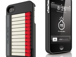 Matchbook Case for iPhone 4 & 4S