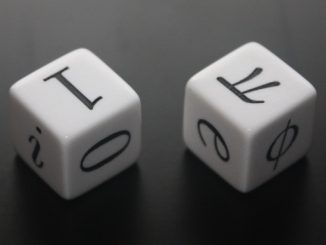 Mathematician's Dice