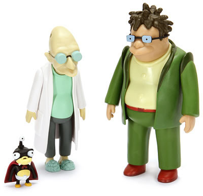 Matt Groening's Futurama TV Series Action Figures