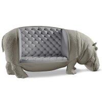 Maximo Riera Hippo Love Seat