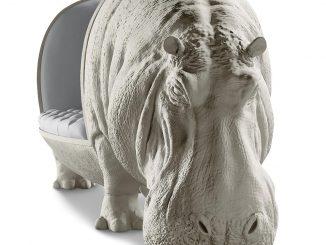 Maximo Riera Hippo Sofa