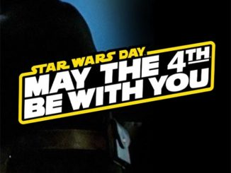 May 4th Star Wars Day