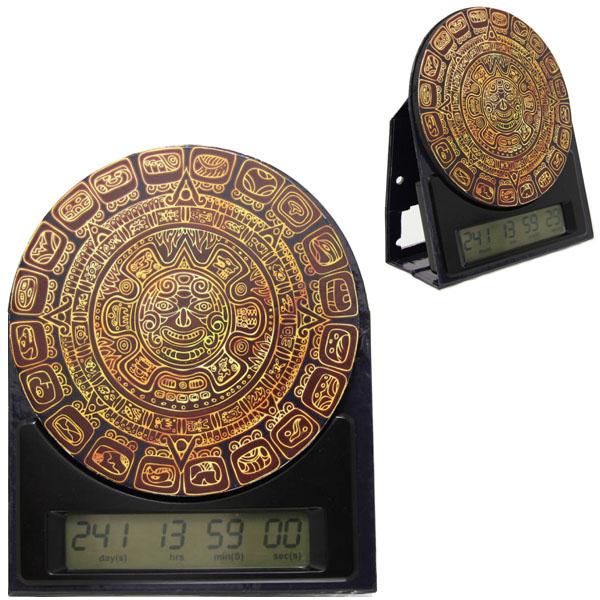 Mayan Countdown Clock