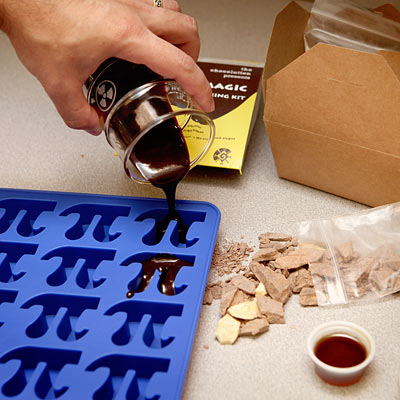 Mayan Magic DIY Chocolate Making Kit