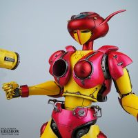 Mazinger Z Aphrodite A Collectible Figure Weapons