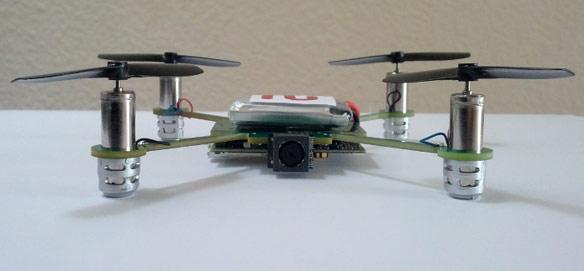 MeCam-Quadrocopter