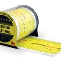 Measuring Tape Toilet Roll 2