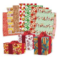 Meat Parade Wrapping Paper Gift Wrap