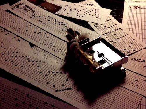 Mechanical Music Box