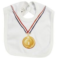 Medal - Photo Print Bib