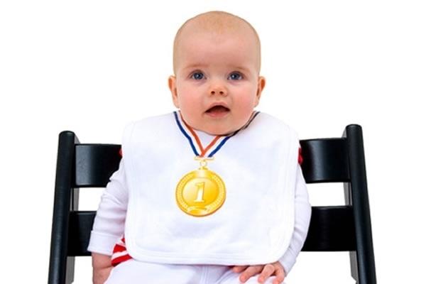 Medal - Photo Print Bib