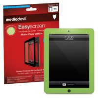 MediaDevil Easyscreen Protectors for iPad 2