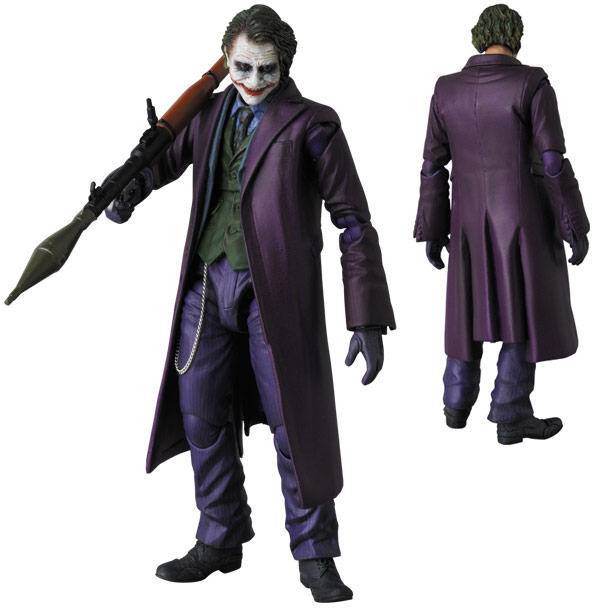 Medicom MAFEX The Joker Figure