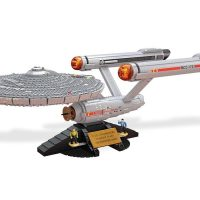 Mega Bloks Star Trek Enterprise NCC-1701