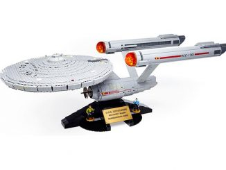 Mega Bloks Star Trek U.S.S. Enterprise NCC-1701